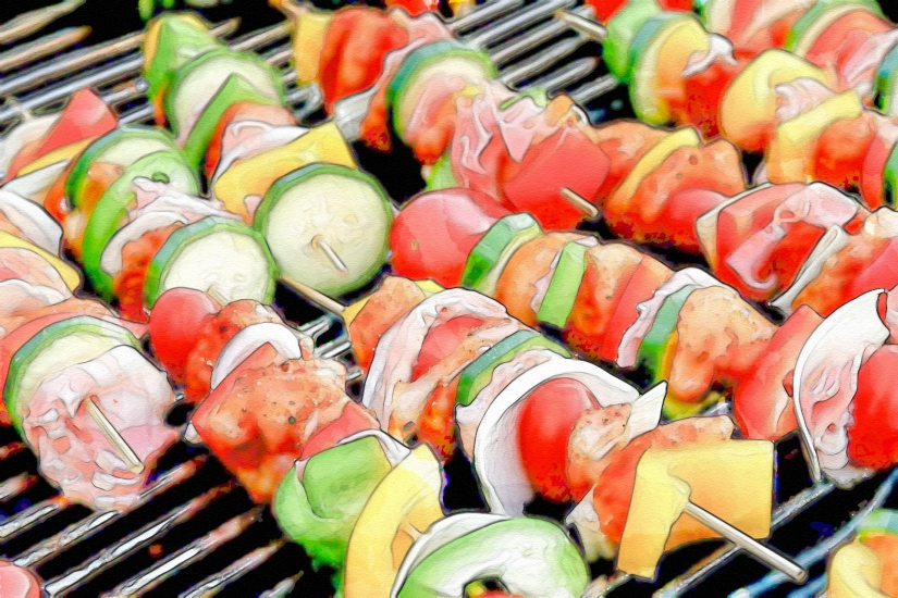 edit food shish-kebab-417994_1920