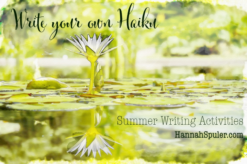 edit haiku water-lily-1857350_1920 copy