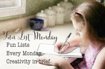 Fun List Monday