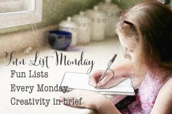 Fun List Monday