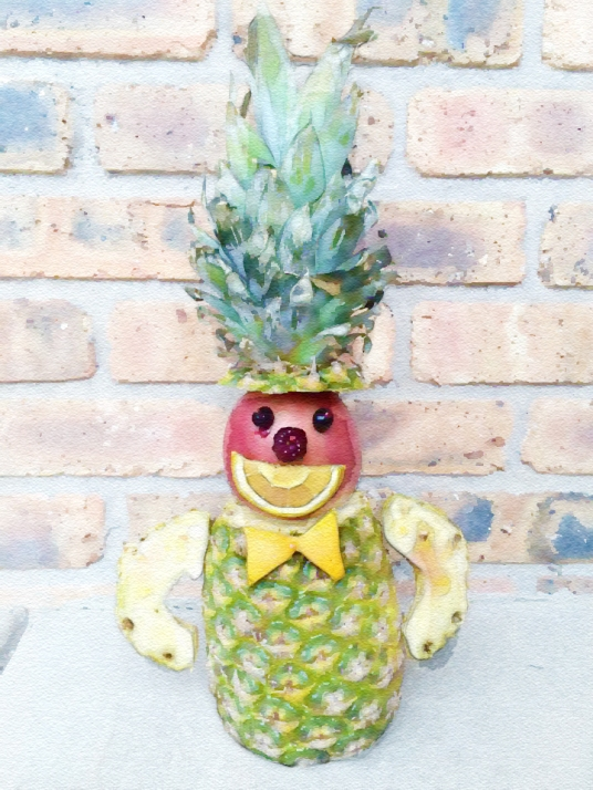 mr. pineapple funny